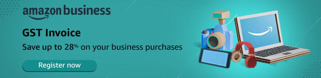 AMAZON BUSINESS ACCOUNT