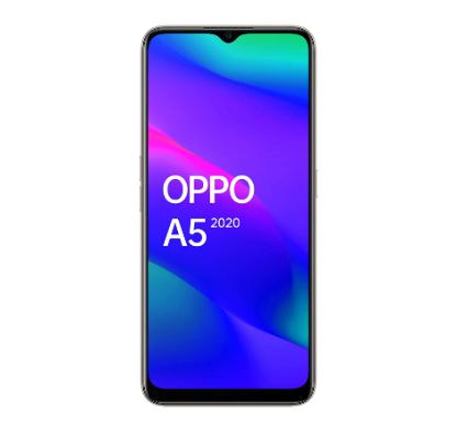 OPPO A5 2020 (Dazzling White, 4GB RAM, 64GB Storage)