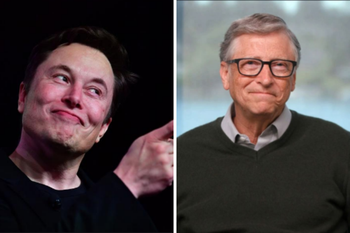 Elon Musk becomes the second richest person surpassing Bill Gates