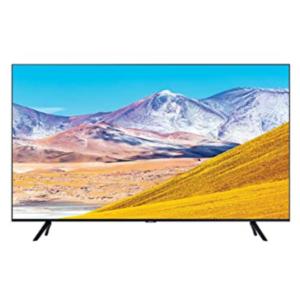 Samsung 109 cm (43 inches) 4K Ultra HD Smart LED TV UA43TU8000KBXL (Black) (2020 Model)
