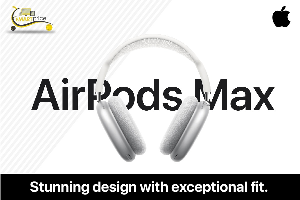 The breakthrough Headphones: Apple Airpods Max, read decriptions, specifications, prices.