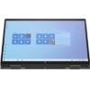 HP Envy x360 Convertible Touchscreen 13.3-inch FHD Laptop (3rd Gen Ryzen 5 4500U/8GB/256GB SSD/Win 10 Home/MS Office/Night Fall Black/1.32kg)