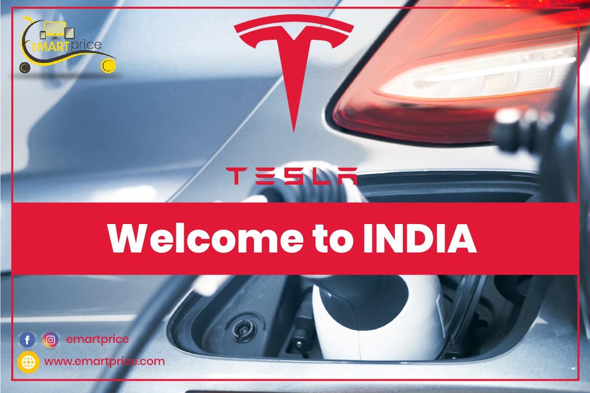 Tesla:Welcome to India