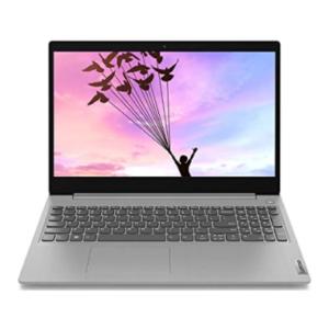 Lenovo IdeaPad Slim 3i Intel Celeron N4020 15.6-inch HD Thin and Light Laptop (4GB/256GB SSD/Windows 10/Platinum Grey/1.7Kg)